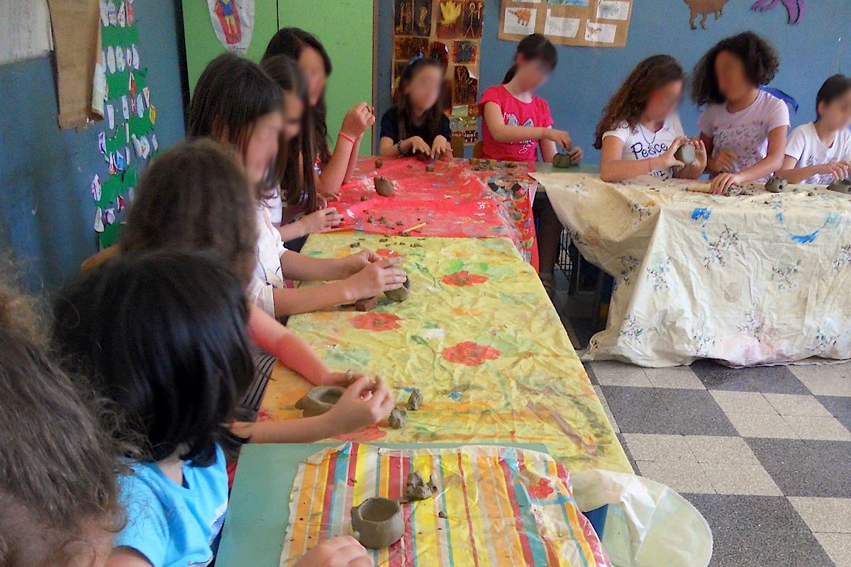 La Creatività nelle tue Mani: laboratori per bambini.