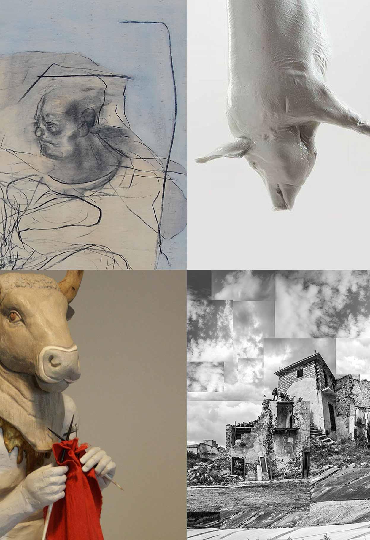 U' Marimotu – mostra alla Galleria XXS