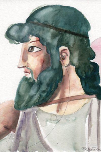 diomedes acquerello035