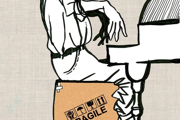 fragile copia