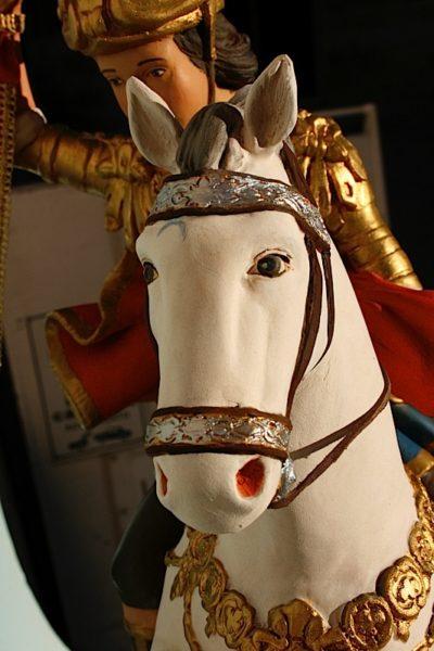 San Giorgio Particolare cavallo