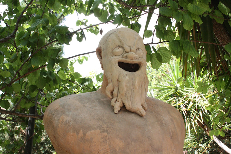 Sileno, the tree spirit