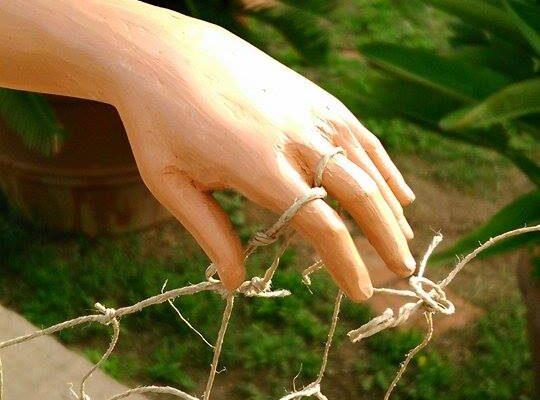 la mano di penelope