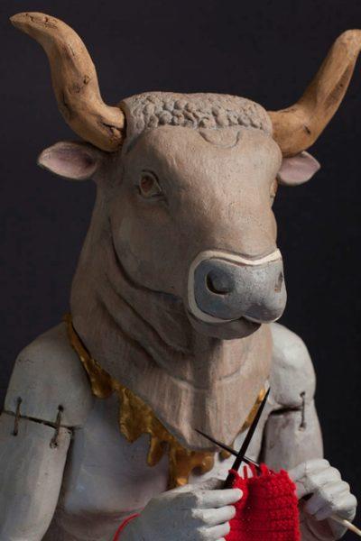 Minotauro detail