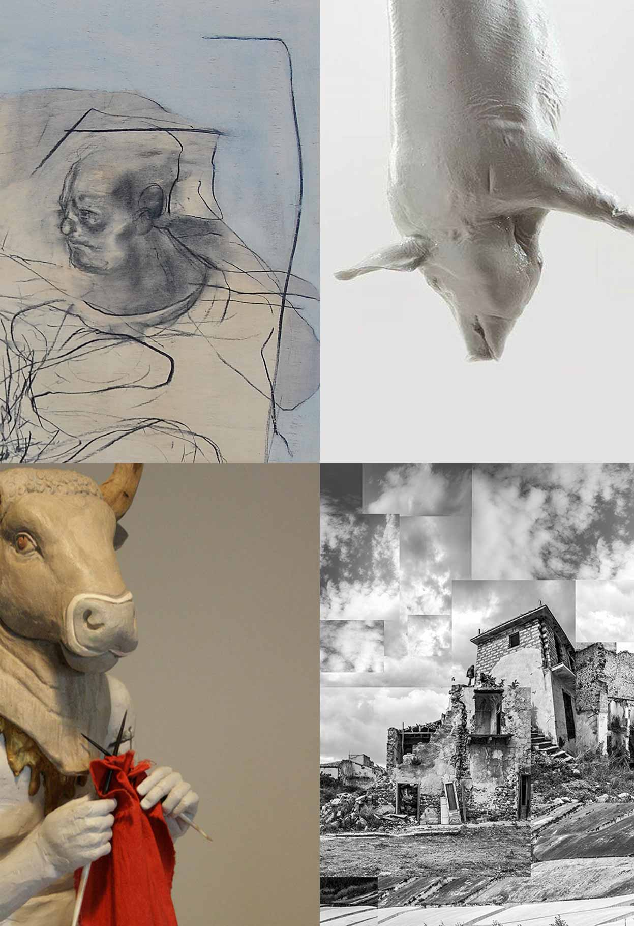 (Italiano) U' Marimotu – mostra alla Galleria XXS