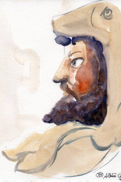 eracles acquerello033