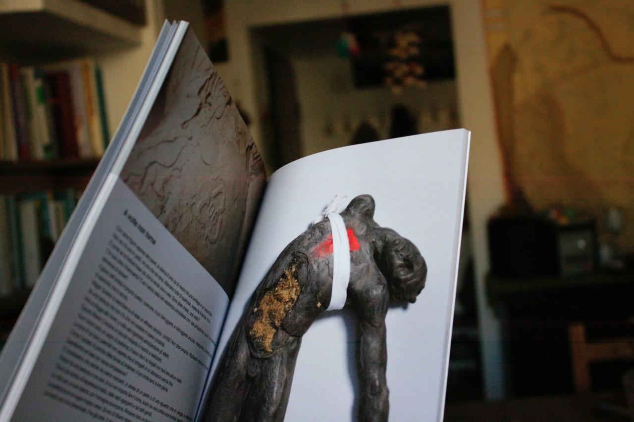 (Italiano) Alberto Criscione • 20 anni di scultura – Storia di un'autobiografia